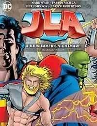 JLA: A Midsummers Nightmare: The Deluxe Edition