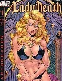 Lady Death: Heartbreaker