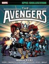 Avengers Epic Collection: Under Siege