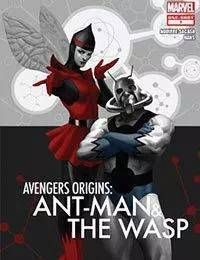 Avengers Origins: Ant-Man & the Wasp