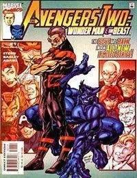 Avengers Two: Wonder Man and Beast