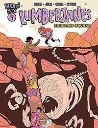 Lumberjanes: Faire and Square 2017 Special