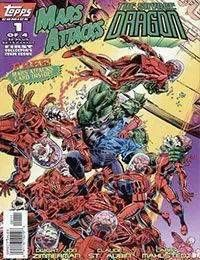 Mars Attacks The Savage Dragon