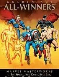 Marvel Masterworks: Golden Age All Winners