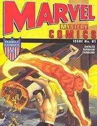 Marvel Mystery Comics 70th Anniversary Special