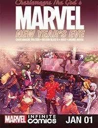Marvel New Years Eve Special Infinite Comic