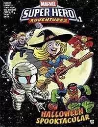Marvel Super Hero Adventures: Captain Marvel - Halloween Spooktacular