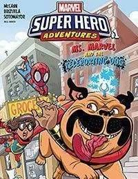 Marvel Super Hero Adventures: Ms. Marvel and the Teleporting Dog