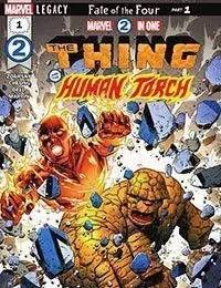 Marvel Two-In-One (2017)
