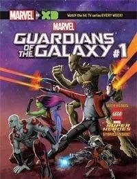 Marvel Universe Guardians of the Galaxy [II]