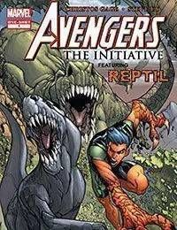 Avengers: The Initiative Featuring Reptil