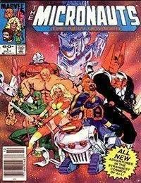 Micronauts: The New Voyages