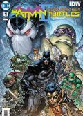 Read Batman/Teenage Mutant Ninja Turtles II online