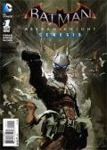 Read Batman: Arkham Knight: Genesis online