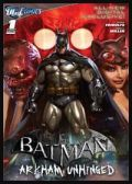 Read Batman: Arkham Unhinged (2011) online