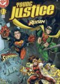 Read Young Justice (1998) online
