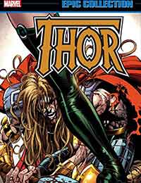 Read Thor Epic Collection: Worldengine online