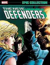 Read Defenders Epic Collection: The New Defenders online