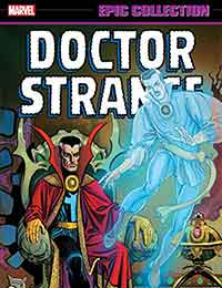 Read Doctor Strange Epic Collection: Master of the Mystic Arts online