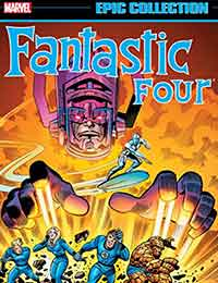 Read Fantastic Four Epic Collection: The Coming of Galactus online