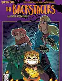 Read The Backstagers Halloween Intermission online