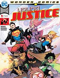 Read Young Justice (2019) online