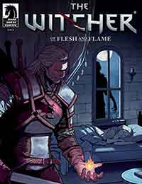 Read The Witcher: Of Flesh and Flame online