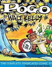 Read Pogo by Walt Kelly: The Complete Syndicated Comic Strips online