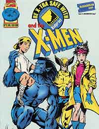 Read Be X-Tra Safe With The X-Men online