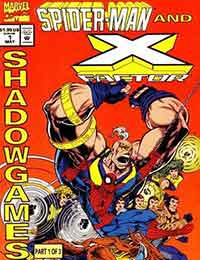 Read Spider-Man and X-Factor: Shadowgames online