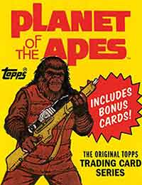 Read Planet of the Apes: The Original Topps Trading Card Series online