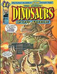 Read Dinosaurs For Hire online