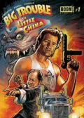 Read Big Trouble In Little China online