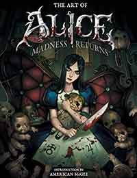 Read The Art of Alice: Madness Returns online