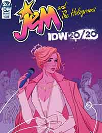 Read Jem and the Holograms 20/20 online