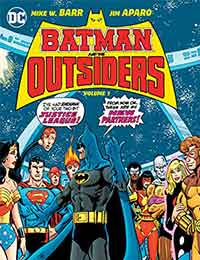 Read Batman and the Outsiders (2017) online