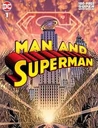 Read Man and Superman 100-Page Super Spectacular online