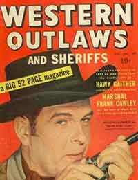 Read Western Outlaws and Sheriffs online