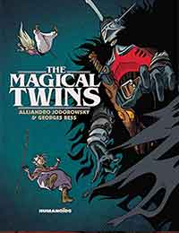 Read The Magical Twins online