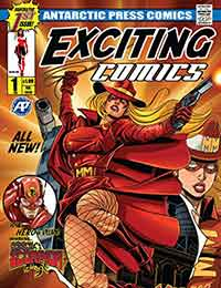 Read Exciting Comics (2019) online
