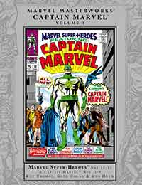 Read Marvel Masterworks: Captain Marvel online