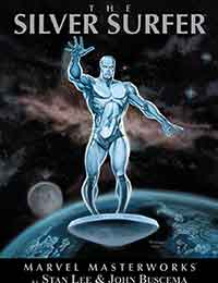 Read Marvel Masterworks: The Silver Surfer online