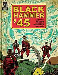 Read Black Hammer 45: From the World of Black Hammer online