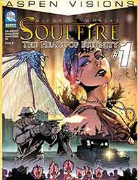 Read Aspen Visions: Soulfire: The Heart of Eternity online
