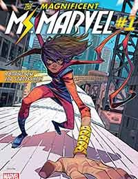 Read Magnificent Ms. Marvel online