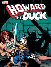 Read Howard The Duck: The Complete Collection online