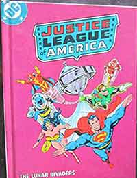 Read Justice League of America in The Lunar Invaders online