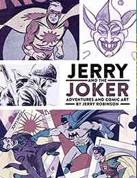 Read Jerry and the Joker: Adventures and Comic Art online