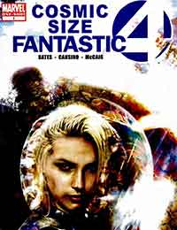Read Fantastic Four Cosmic-Size Special online