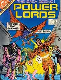 Read Power Lords online